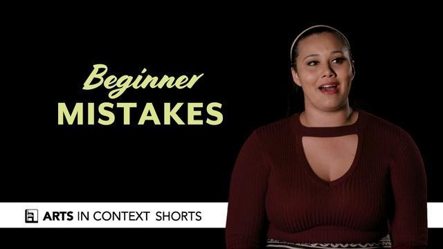 Beginner Mistakes