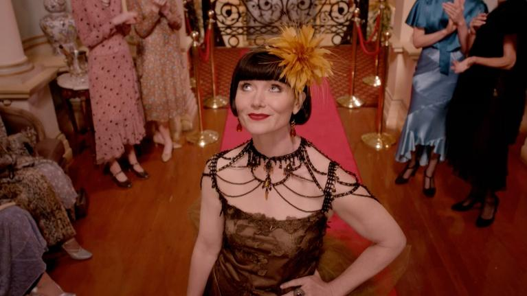 Miss Fisher's Mysteries Previews: Murder à la Mode Preview