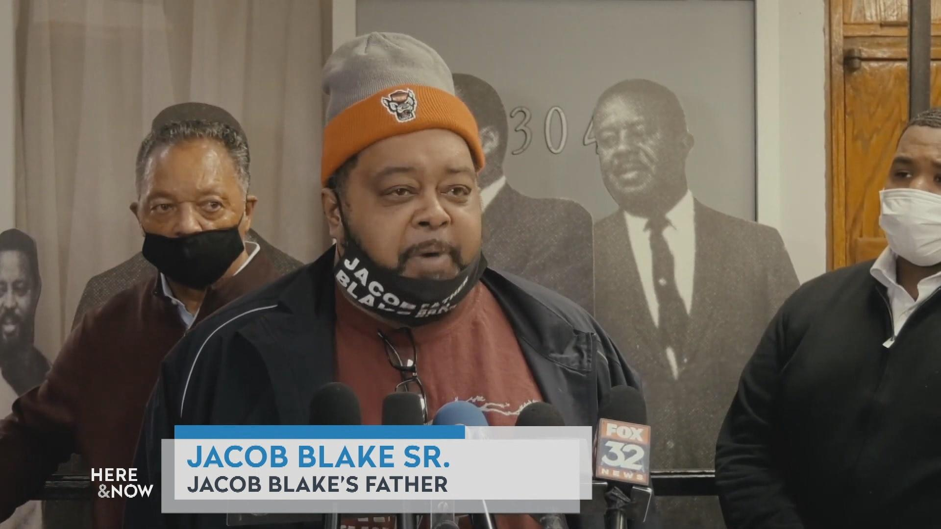 Jacob Blake's Officers Remain Charge Free