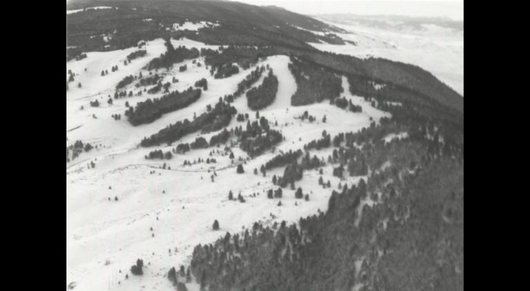 Beef Trail A Pioneering Montana Ski Area: Beef Trail: A Pioneering Montana Ski Area