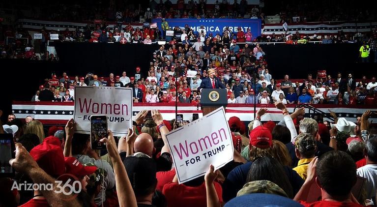 Arizona 360: Trump rally, building the wall, retaining UA grads