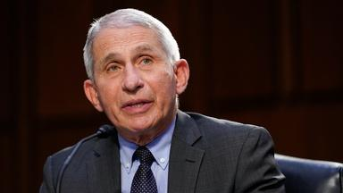 News Wrap: Fauci says U.S. may see COVID surge like Europe