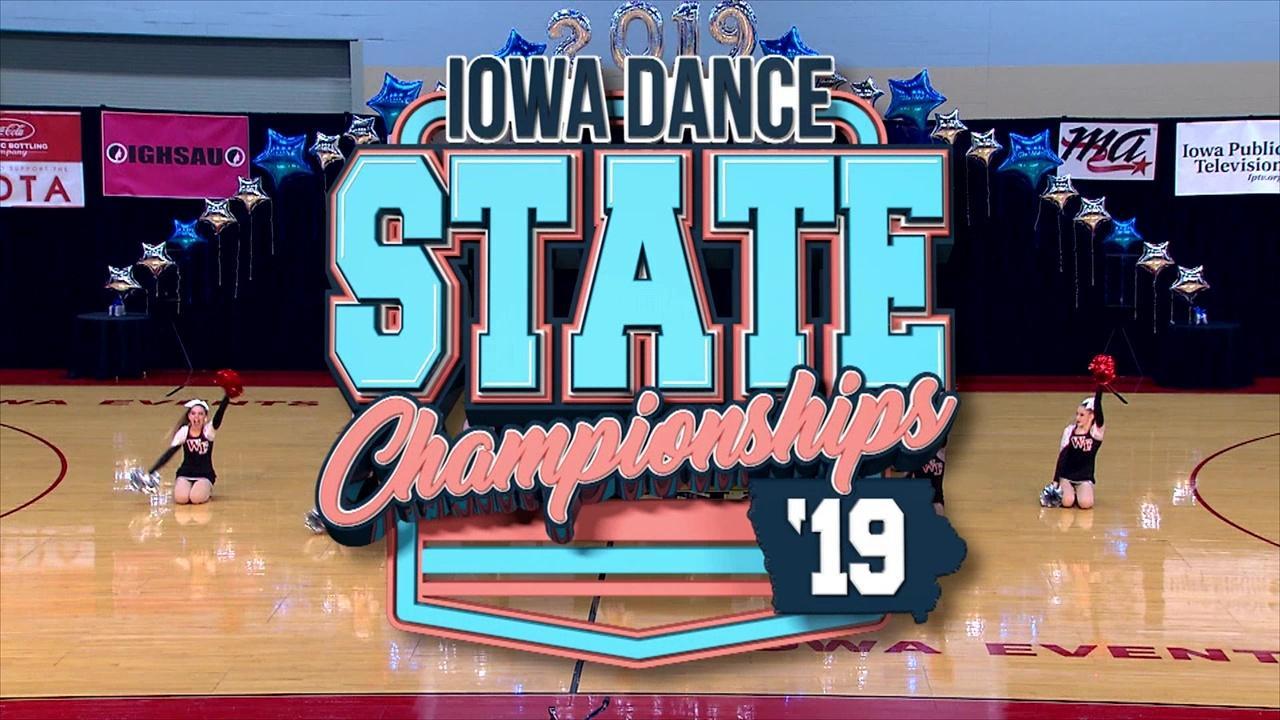 2019 Dance Team Championships – Full program