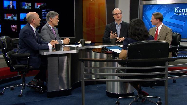 Kentucky Tonight: Election and Voting Legislation