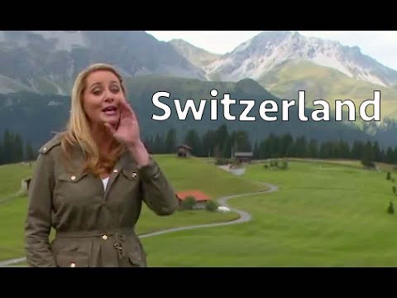 Switzerland Part I – Cheese, Glaciers and Chocolate