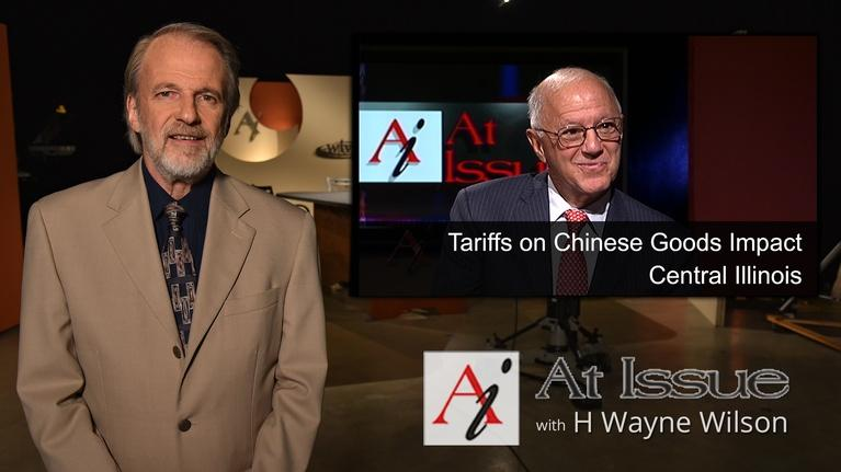 At Issue: S32 E11: Tariffs on Chinese Goods Impact Central