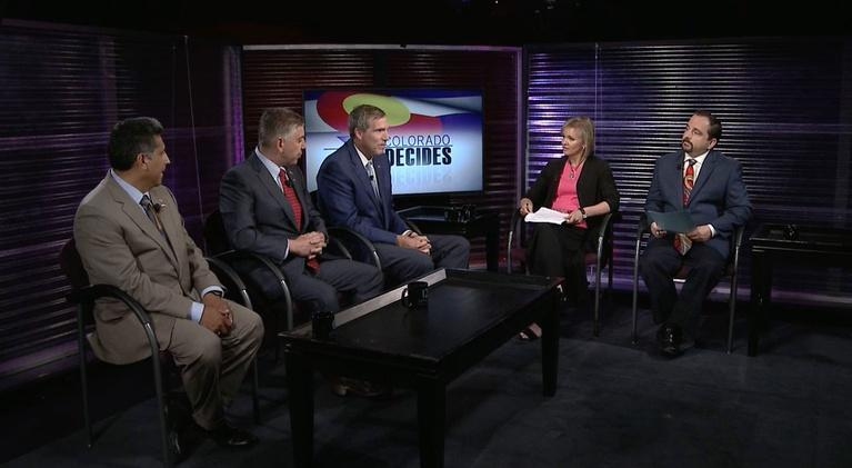 Colorado Decides: 2018 Republican Gubernatorial Primary Debate