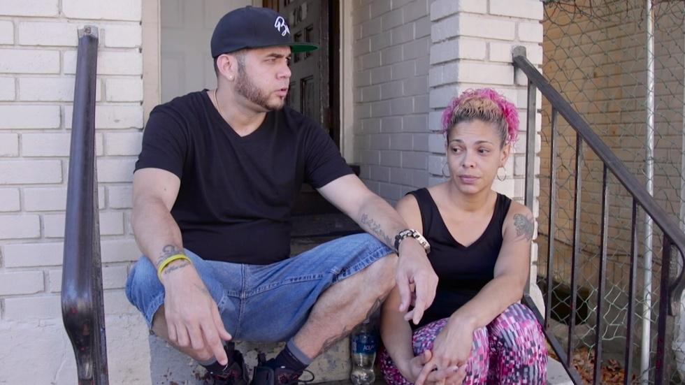 Puerto Ricans in anguish as they await news from the island image