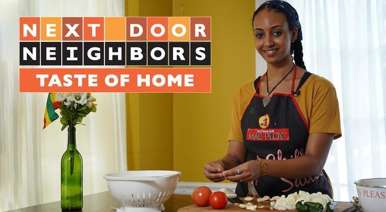 Next Door Neighbors: Taste of Home | Next Door Neighbors | NPT