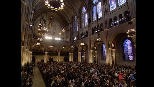 America in Healing at the Riverside Church