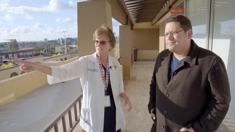 Crossing South: Children's Hospital & Dentistry