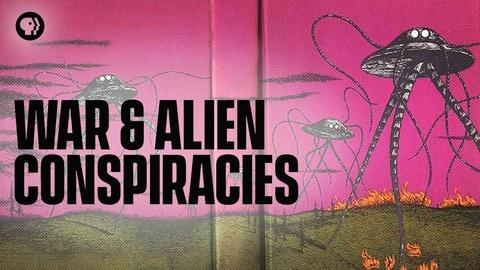 Origin of Everything -- Modern Warfare and Alien Invasions