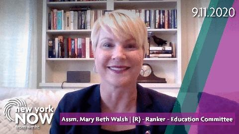 Assemblywoman Mary Beth Walsh on the New School Year