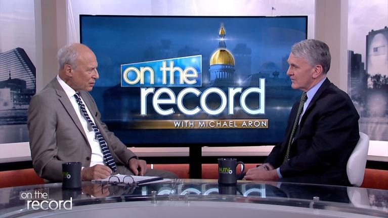 On the Record: The Executive Director of NJ Transit