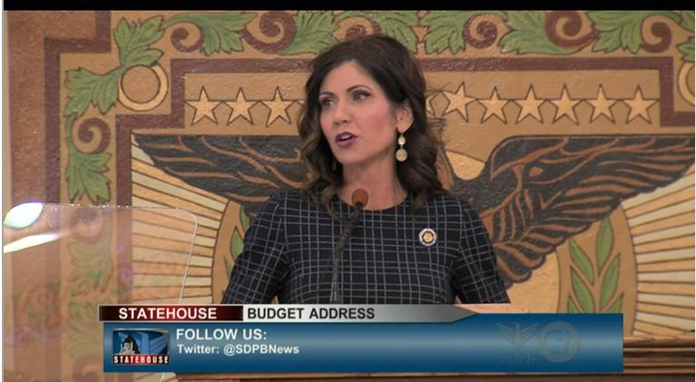 Statehouse: Governor's Budget Address for FY 2021