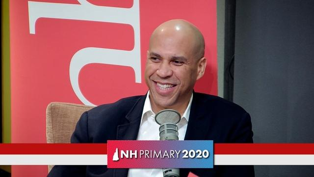Cory Booker: Presidential Primary Candidate