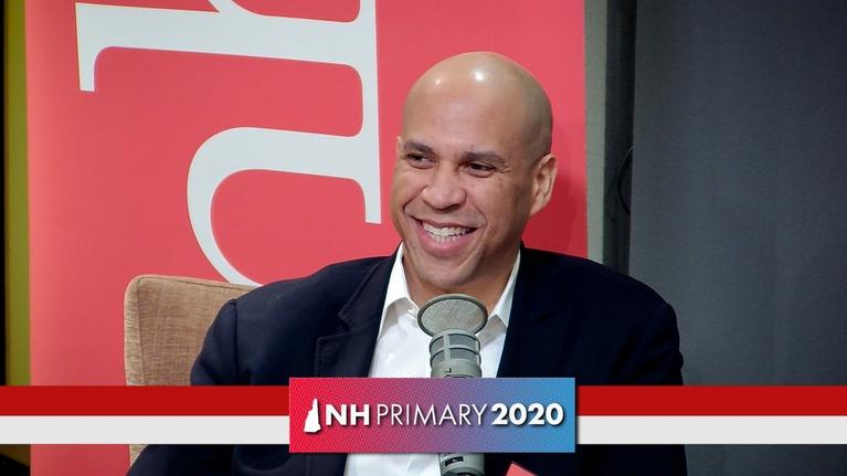 NH Votes: Cory Booker: Presidential Primary Candidate