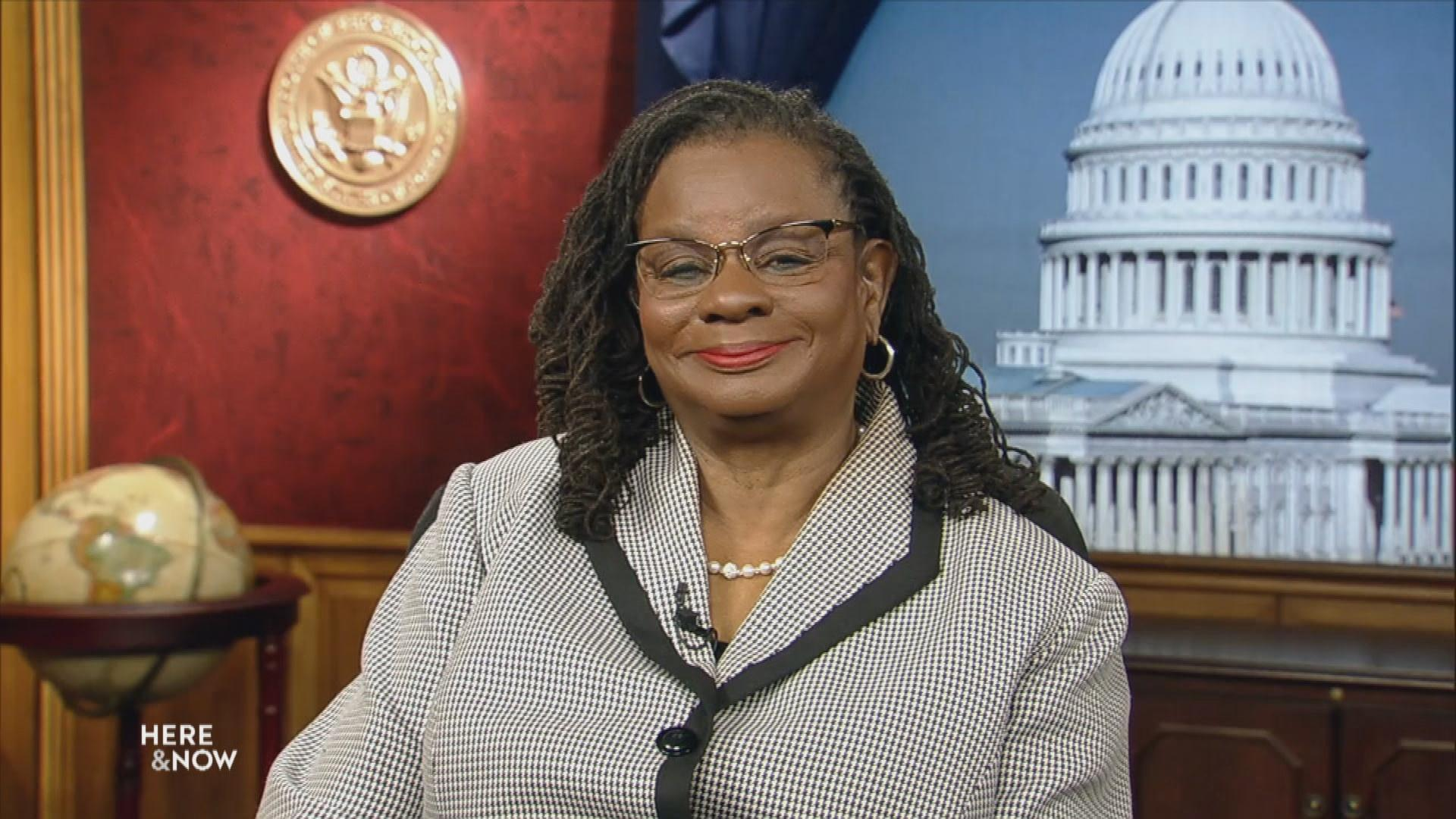 Congresswoman Gwen Moore Speaks to Government Shutdown