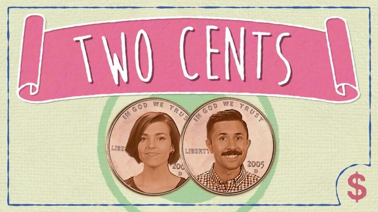 Two Cents: Welcome to Two Cents!