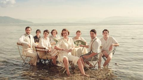 The Durrells in Corfu -- Official Preview