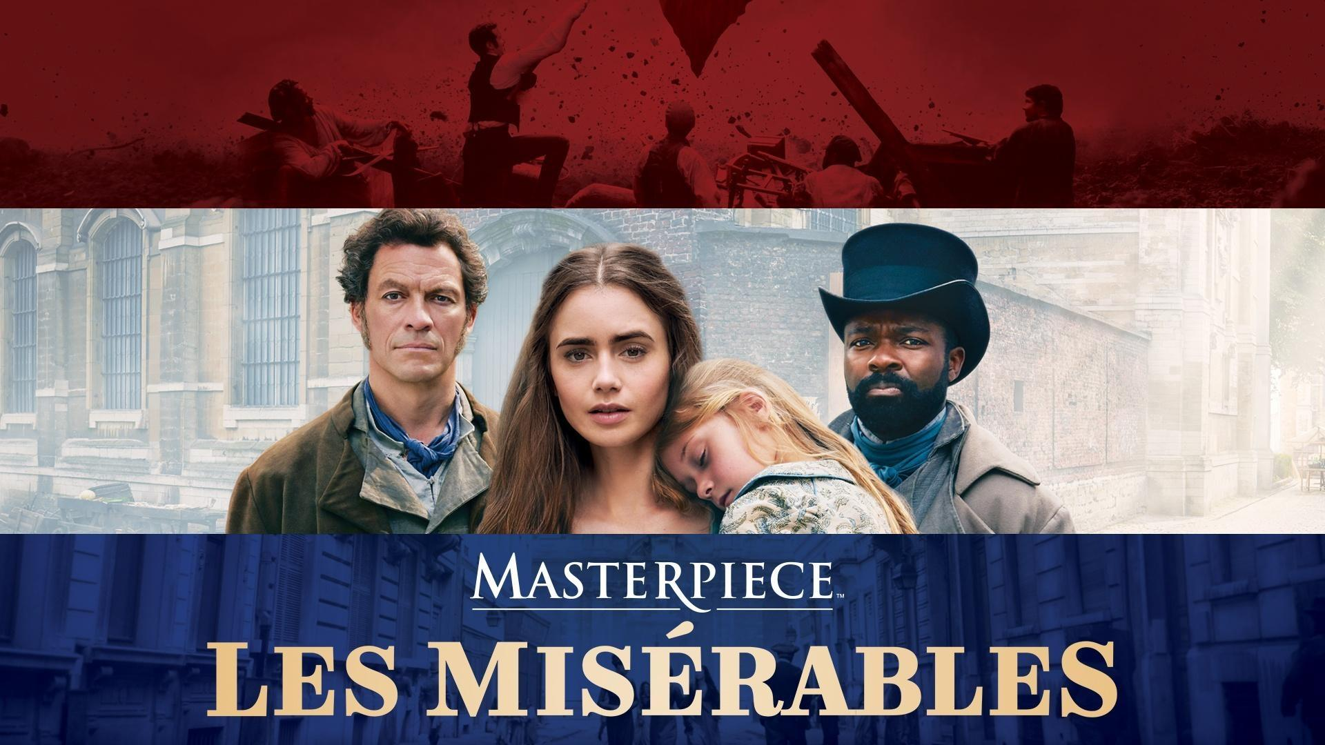 Image result for les miserables pbs poster