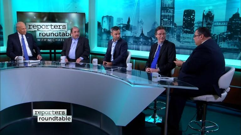 Reporters Roundtable: Tax increases and medical marijuana expansion