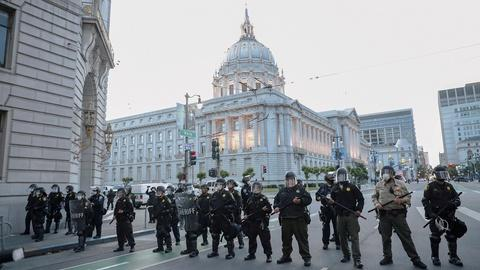 S.F. may stop hiring cops with records of misconduct