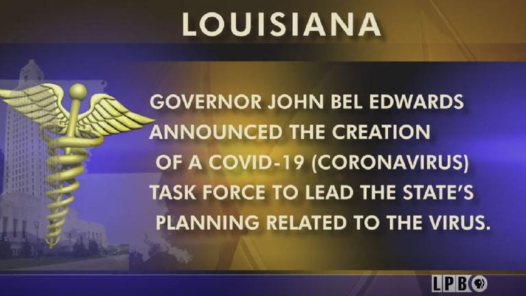 Louisiana: The State We're In: Coronavirus Response, Abortion, Policy Center Opens