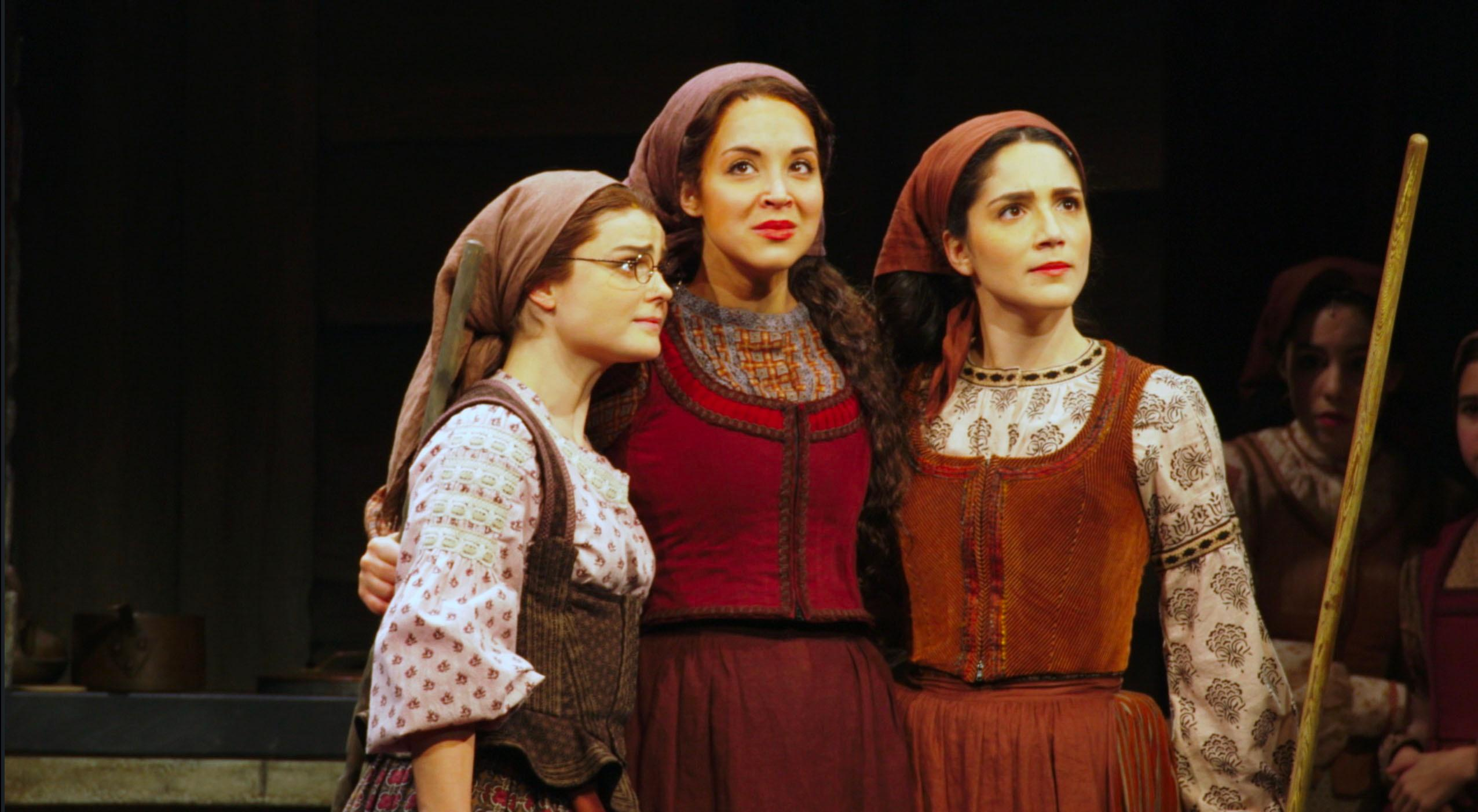 Fiddler: A Miracle of Miracles Preview
