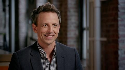 Finding Your Roots -- Seth Meyers | Meet Mejer Trakianski