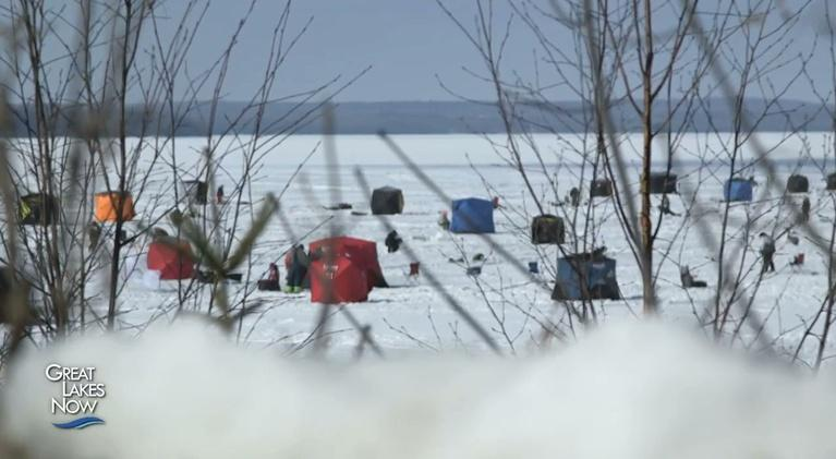 Great Lakes Now: Warmup, Cleanup