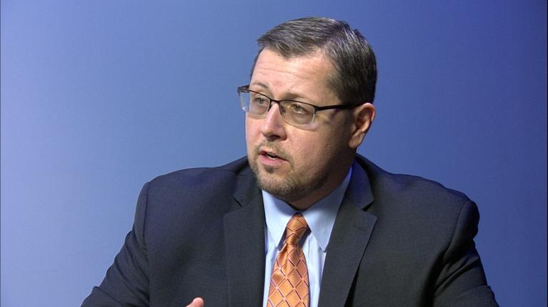 Capitol Report: Guest: Brian Elder (D)
