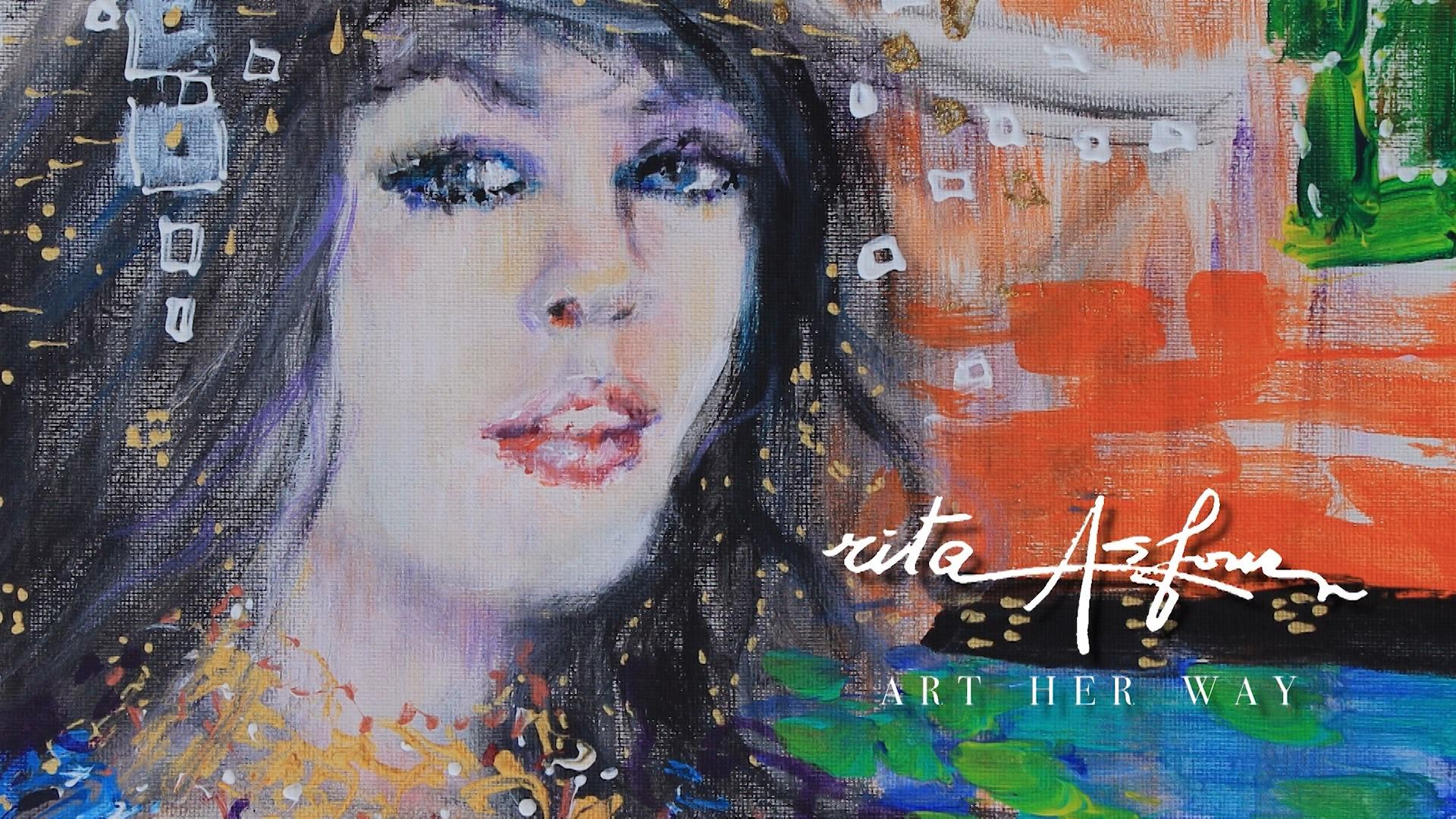 Rita Asfour: Art Her Way