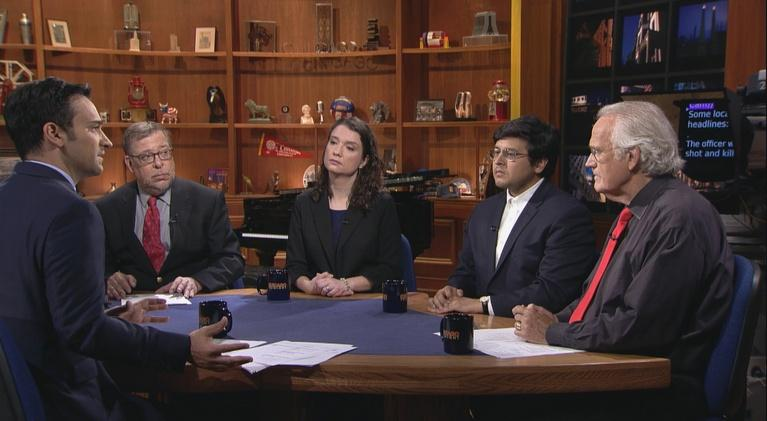 Chicago Tonight: The Week in Review: Immigration Debate Explodes in Chicago