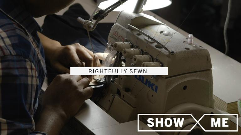 Show Me: Rightfully Sewn | Designing a Garment District Revival