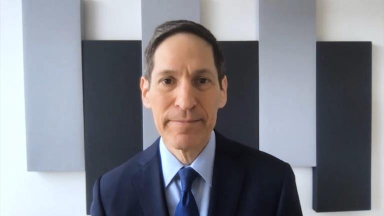 Firing Line: Tom Frieden