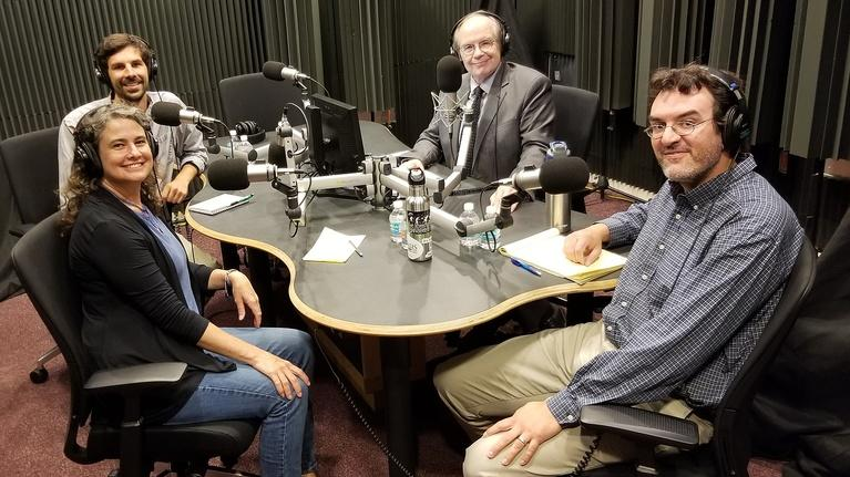 WFSU Perspectives: Citizen Science and American Spring Live