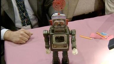 Appraisal: Television Spaceman Robot, ca. 1960