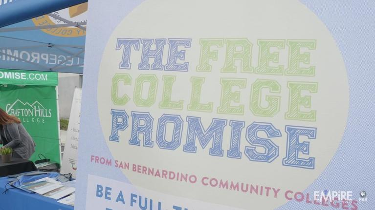 State of the Empire: The Free College Promise