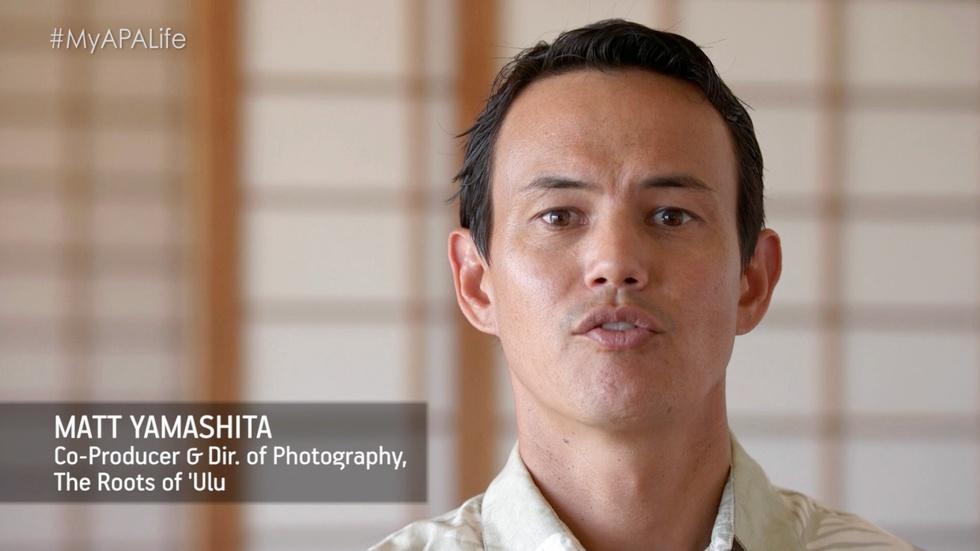 #MyAPALife with The Roots of 'Ulu's Matt Yamashita image