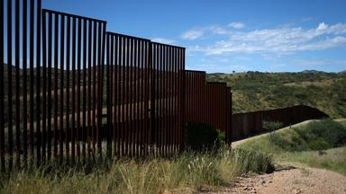 Arizona community divided on border wall after policy shift