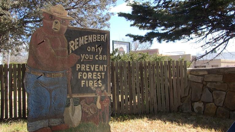Living Here: Smokey Bear Museum