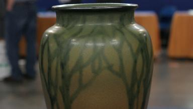 Appraisal: 1925 UND School of Mines Vase