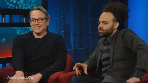 "Amanpour and Company -- Matthew Broderick & Shawn Snyder on the Film ""To Dust"""