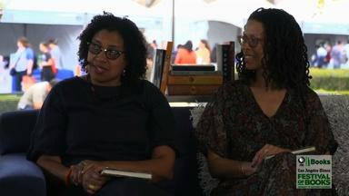 Robin Coste Lewis, Evie Shockley – LA Times Fest. of Books