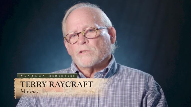 Alabama Remembers Vietnam: Terry Raycraft
