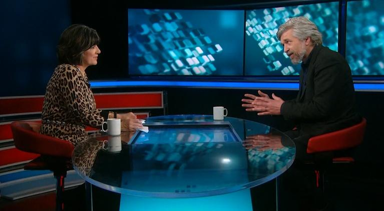 Amanpour on PBS: Amanpour: Sophie Pedder and Karl Ove Knausgaard