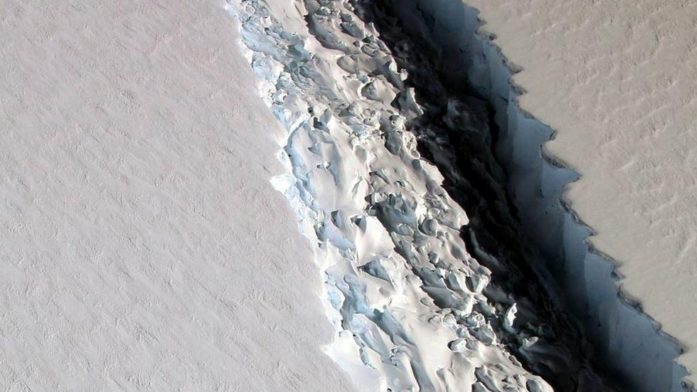 Antarctica is melting faster than scientists expected image