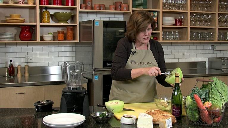 The LECOM Healthy Living Kitchen with Mary Mulard: Episode 108