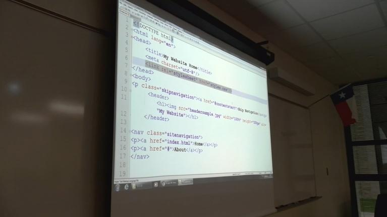 SciTech Now: Girls That Code